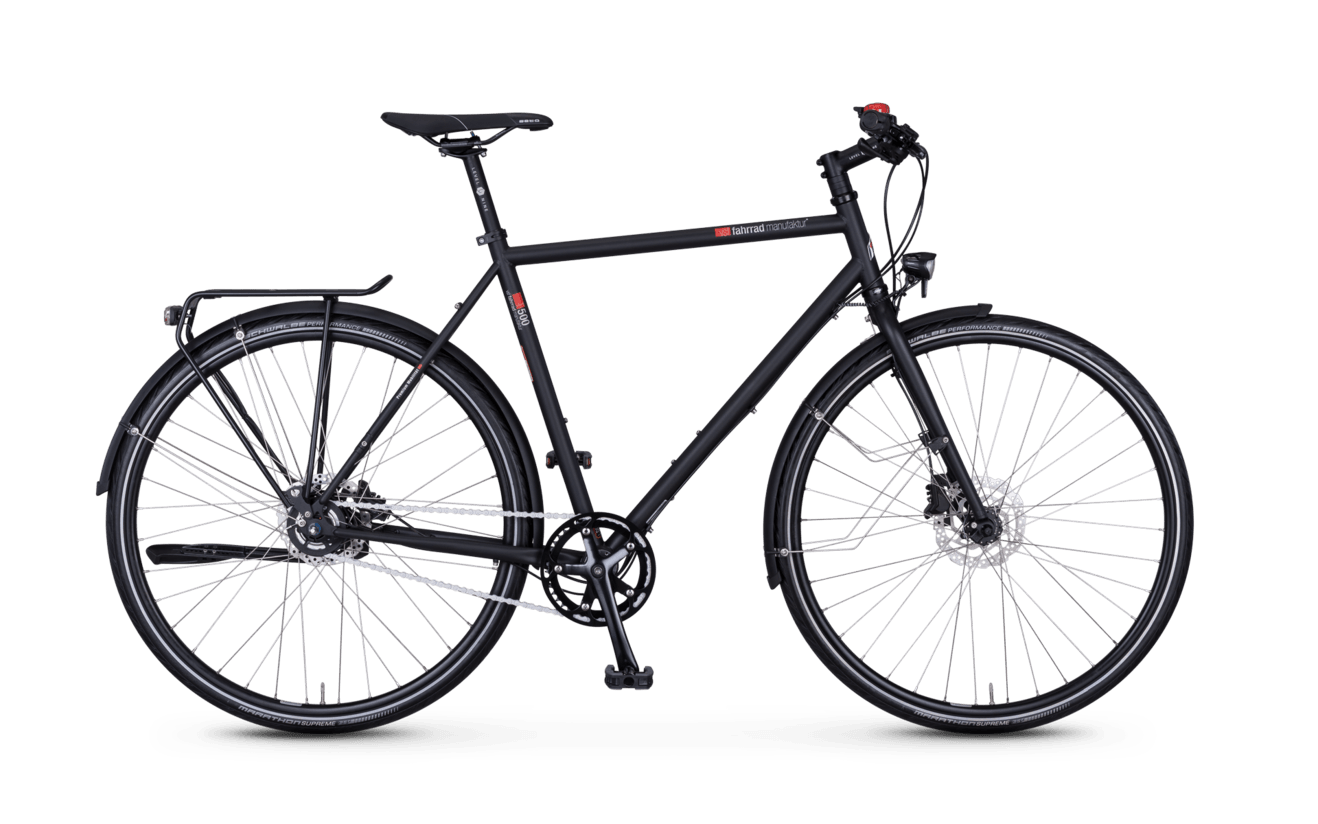 T-500 Shimano Alfine 8-Gang / Disc