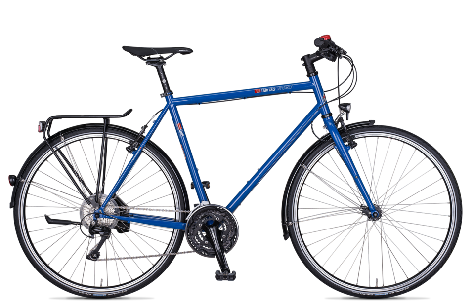 T-500 Shimano Deore 30-Speed / V-Brake