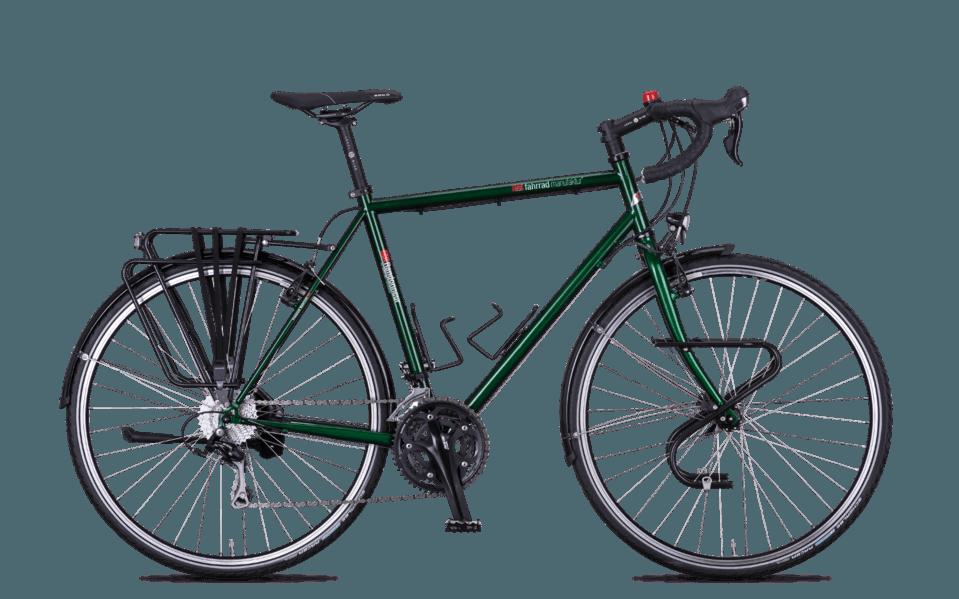 TX-Randonneur Shim.105 3x10 smaragd