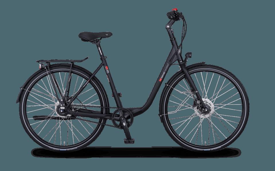 S-300 Shimano Nexus 8-versnellingen / vrijloop / Disc / Gates