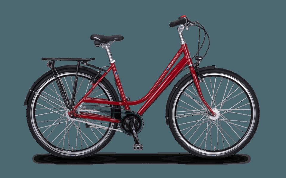 S-80 Shimano Nexus 8-versnellingen / vrijloop / V-Brake