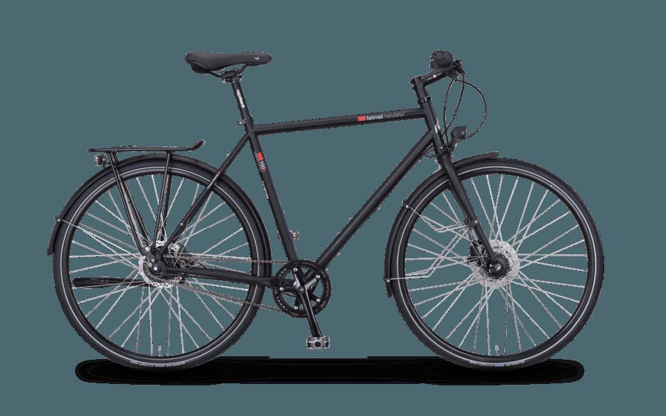 T-100S Shimano Nexus 8-speed free wheel hub / Disc