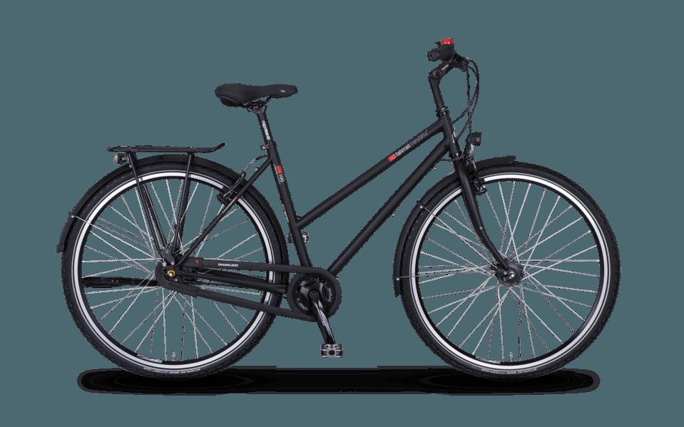 T-100 Shimano Nexus 8-versnellingen / vrijloop / V-Brake
