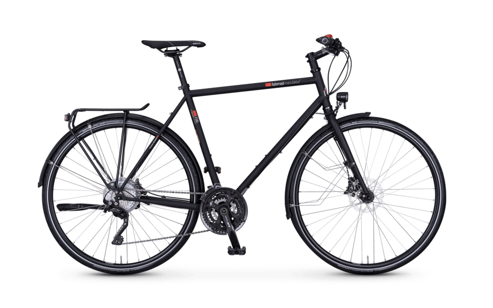 T-700 Shimano Deore XT 30-speed / HS22