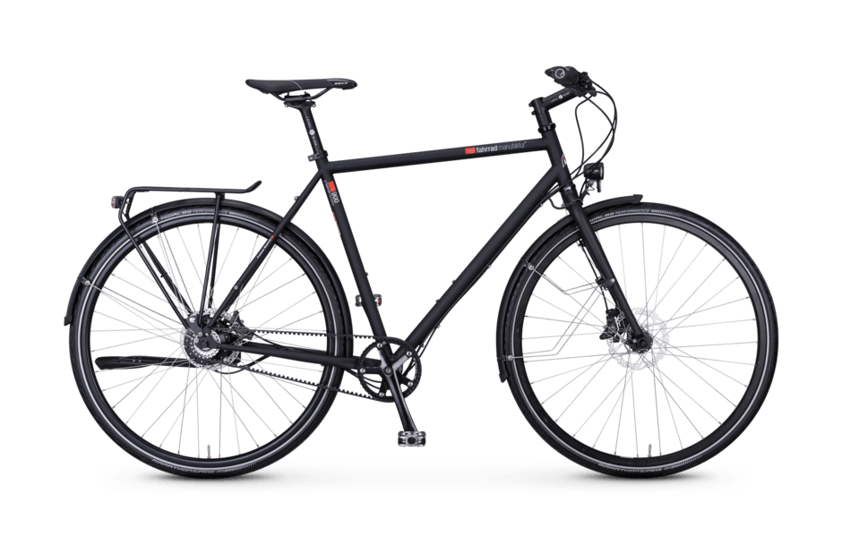 T-900 Rohloff Speedhub 14-speed / Disc / Gates