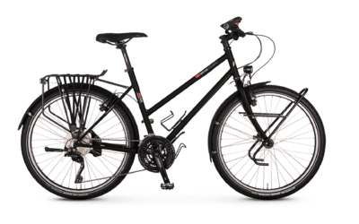 TX-400 Shimano Deore XT 30-speed / HS33